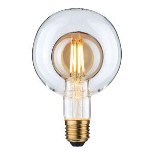 Paulmann Ampoule LED SHAPE G95 E27/4W/230V 2700K 28769