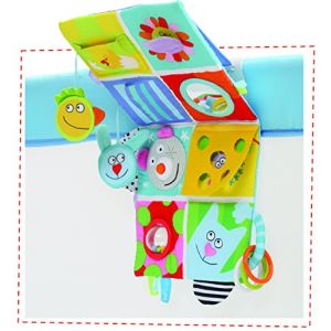 Taf Toys Centre d'activités pour lit bébé