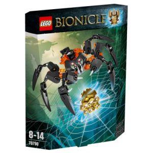 Lego 70790 - Bionicle : Le seigneur des araignées squelettes
