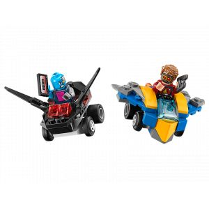 Lego 76090 - Marvel Super Heroes Mighty Micros : Star-Lord contre Nebula