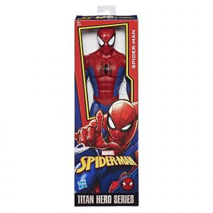 Hasbro Figurine Marvel Spiderman Titan 30 cm