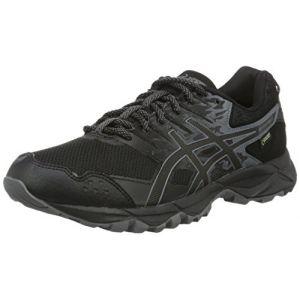 Asics Gel-Sonoma 3 G-TX, Chaussures de Trail Homme, Noir (Black/Onyx / Carbon), 42 EU