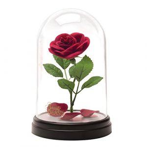Abysse Corp Lampe La Belle et la Bête - Rose enchantée
