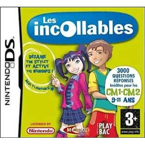 Les Incollables CM1 - CM2 [NDS]
