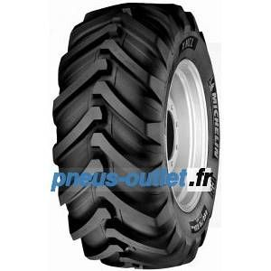 Michelin XMCL 500/70 R24 164A8 TL Double marquage 19.5 LR24 164B