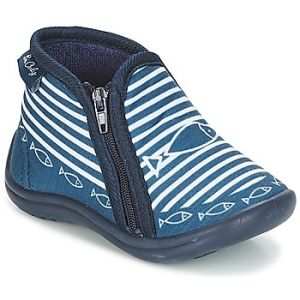 Be Only Chaussons enfant TIMOUSSON bleu - Taille 26,27
