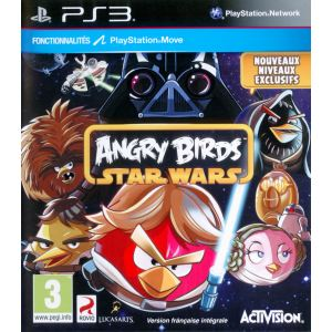 Angry Birds : Star Wars [PS3]