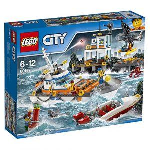 Lego 60167 - City : Le QG des garde-côtes