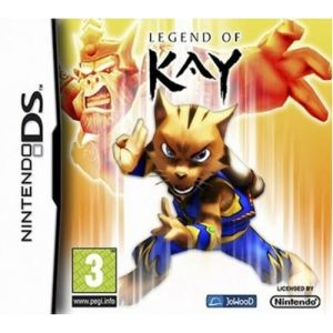 Legend of Kay [NDS]
