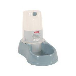Stefanplast Distributeur d'eau antidérapant bleu acier Contenance : 6,5 l