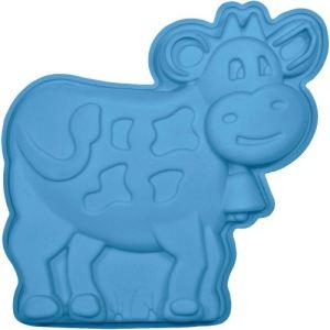 Promobo Moule à gâteau Vache en silicone