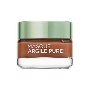 L'Oréal Masque Visage Lissant Exfoliant à l'Argile/Algue Rouge 50 ml