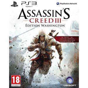Assassin's Creed III : La Tyrannie du Roi Washington - Episode 1 - Déshonneur [PS3]