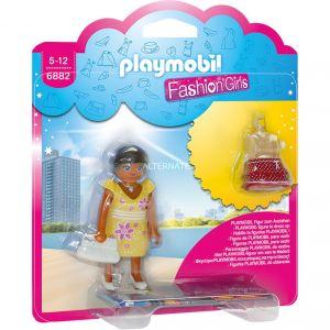 Playmobil 6882 Fashion Girl - Tenue d'été