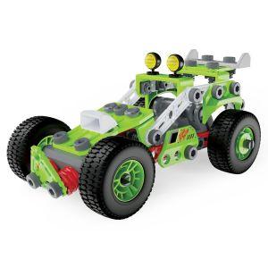 Meccano 6055133 - Jeu de Contruction - Ma voiture à rétrofriction Junior