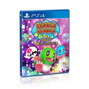 Bubble Bobble 4 Friends - Baron is Back (PS4) [PS4]
