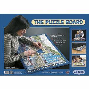 Gibsons Tapis de puzzle 1000 pièces