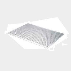 De Buyer Plaque aluminium perforée plate 40x30 cm