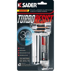 Sader Colle époxy Turbo Resist - Tube 10 g