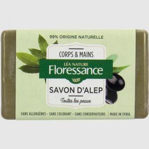 Floressance Corps & Mains Savon d'Alep