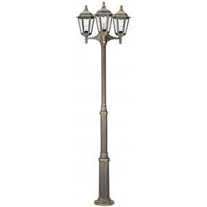 Albert Leuchten Lampadaire tendance 743 marron à 3 lampes