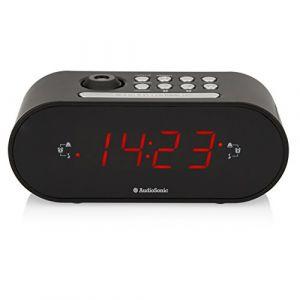 Audiosonic CL-1496 - Radio réveil projection