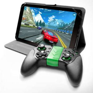 Logicom Pack Gaming Tablette L-Ement Tab 1043 + Manette Bluetooth + Portfolio avec position stand