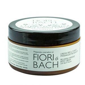 Phytorelax Laboratories Fiori Di Bach - Crema Corpo Massaggio Rilassante 300 ml