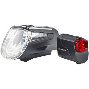 Trelock LS 560 I-GO Control/LS 72 - Kit éclairage vélo - noir Setslampes