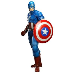Kotobukiya Captain America Marvel Now Artfx statue