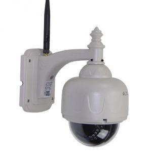 Jod-1 Caméra IP motorisée plug and play, WIFI 0,3MP