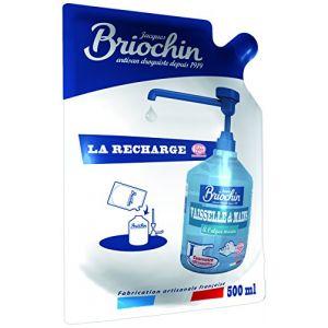 Briochin Liquide vaisselle & mains à l'algue marine La Recharge