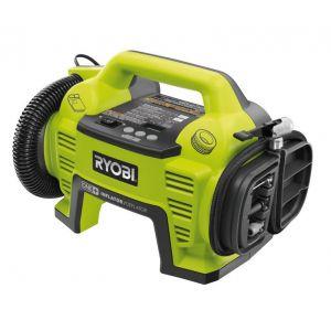 Ryobi Compresseur à air à batterie 18V 1,3Ah Li-Ion 10,3bar - R18I-113S