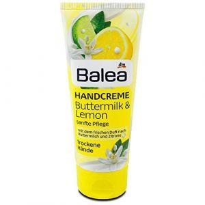 Balea Handcreme Buttermilk & Lemon sanfte Pflege