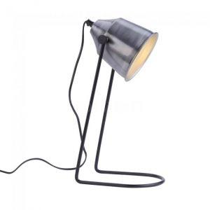Lampe de table en fer de style industriel, réglable, hauteur de 43,5 cm