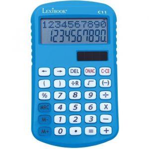 Lexibook Calculatrice Ecole Primaire Deux lignes Calculatrice Ecole Primaire Deux lignes