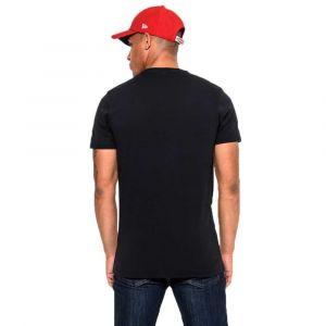 A New Era San Francisco 49ers Team Logo Tee - Black - Taille XXXXL