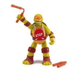 Giochi Preziosi Figurine Michelangelo - Tortues Ninja Hand-to-Hand Fighters