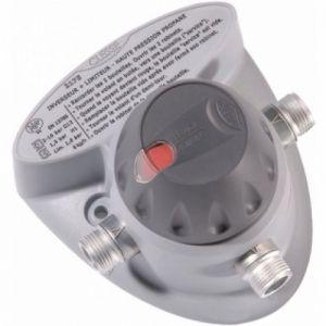 Comap Détendeur Inverseur automatique domestique pour bouteilles avec indicateur de reserve, Clesse, propane NF - P-PRO