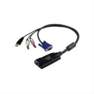 Aten KA7176 - module KVM VGA-USB virtual media + Audio