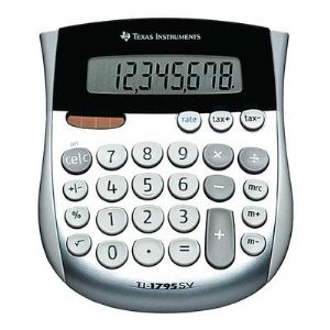 Texas instruments TI-1795 SV - Calculatrice de bureau