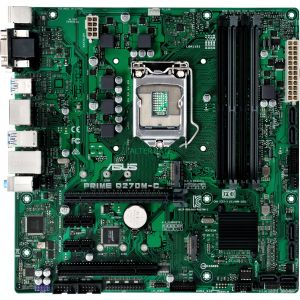 Asus PRIME Q270M-C - Carte mère micro ATX Socket LGA1151