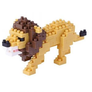 Kawada Nanoblock - Lion 140 pièces
