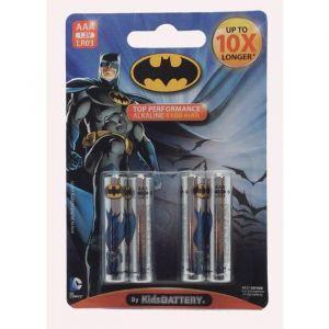 Batman 4 Piles AAA - LR03