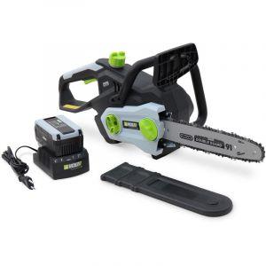 """VOLTR AutonoMAX [S] 40V - Tronçonneuse 30cm (12"""") - Chaîne + guide Oregon, batterie Samsung Lithium 2,5Ah"""