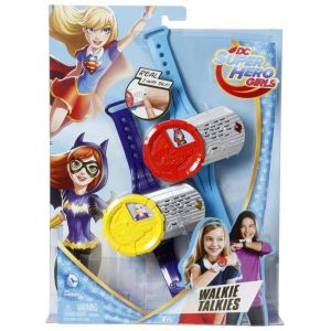 Mattel Bracelets talkie walkie DC Super Hero Girls