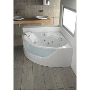 baignoire balneo 175 comparer 52 offres. Black Bedroom Furniture Sets. Home Design Ideas