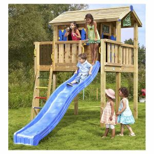 Trigano Jungle Playhouse XL - Maisonnette bois