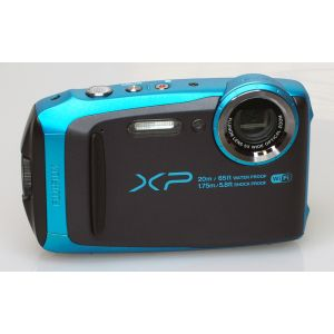 Fujifilm Finepix XP120 - Bleu ciel - Appareils Photo Compacts