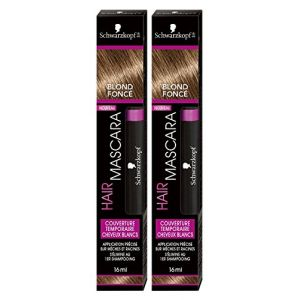Schwarzkopf Mascara pour cheveux blond foncé